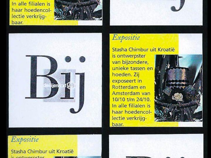 DE BIJENKORF 1995 AMSTERDAM & ROTTERDAM